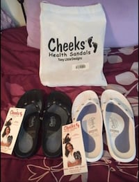 Tony little Cheeks Health Sandals Dumfries, 22025