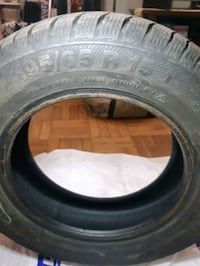 1 Barum Polaris Winter Tire (195/65r15) Toronto