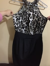 Leopard dress  Brampton, L6R 3B7