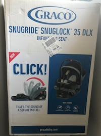 GRACO car seat - NEW IN BOX - Retails for $200 Culver City, 90230