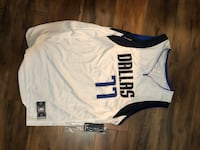 Brand new with tags Luka Doncic mavs nba store jersey. Size large  Burnaby, V5C 3X7