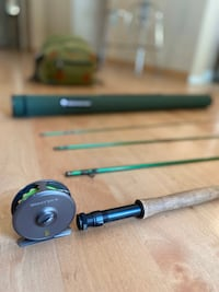 Fly Rod - fishing - reddington