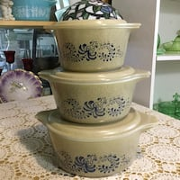 Pyrex Homestead Casserole Dishes  [TL_HIDDEN]  Great Condition  Frederick, 21701
