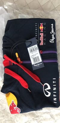 Officially licensed Red Bull hoodie 11 km