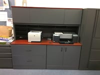 Office storage cabinets!  Chantilly, 20151