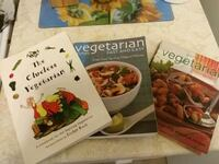 Vegetarian cookbooks  Ottawa, K1V 8S3