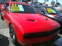 red Chevrolet Camaro 4th gen coupe South Gate, 90280