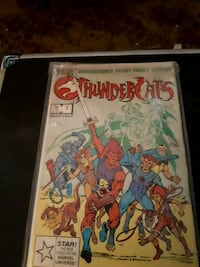 Thundercats issue 1 volume 1  Calgary, T2A 0M2