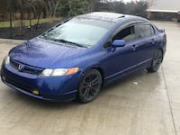 2008 Honda Civic Si 6spd Chantilly