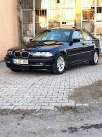 BMW - 3-Series - 2001 Şazi Bey Mahallesi, 46040