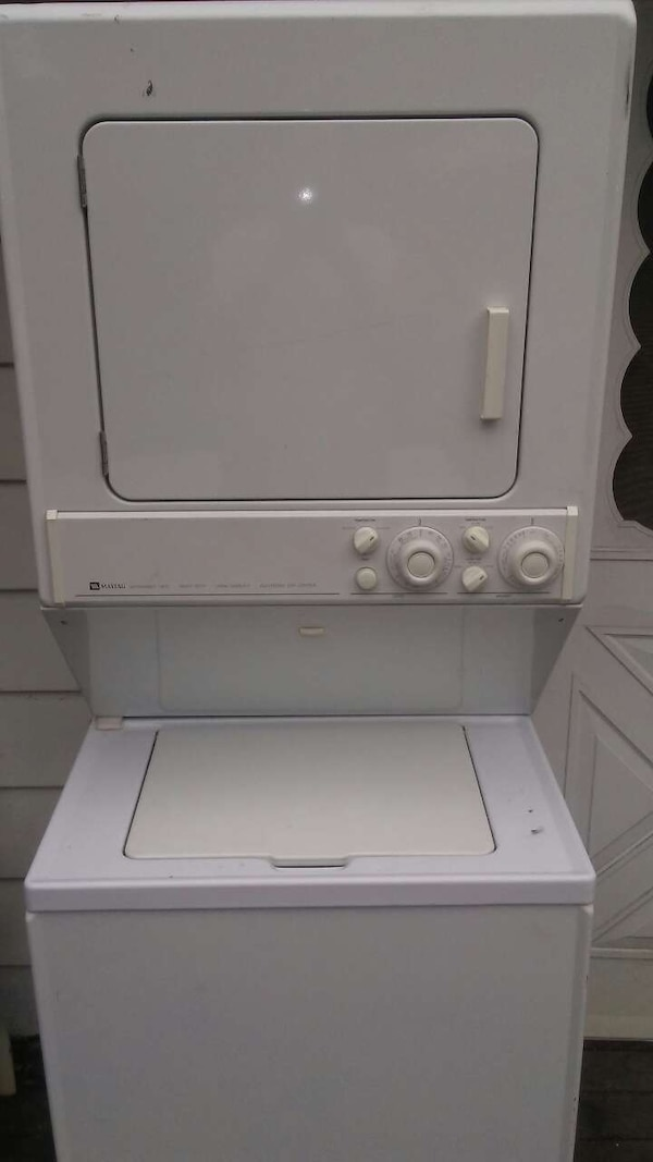 Used Stackable Washer And Gas Dryer For Sale In Lincoln