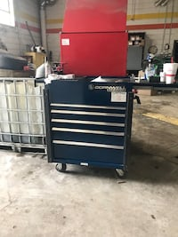 Used Matco 6s Tiple Bank Tool Box For Sale In Lake Bluff