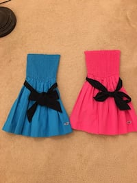 Hollister dresses ( X Small size) Fairfax, 22033