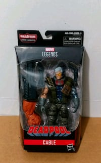 Marvel's CABLE Action Figure Bronx, 10462