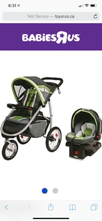Graco Stroller Jogger system