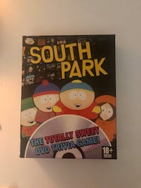 South Park The Totally Sweet DVD Trivia Game