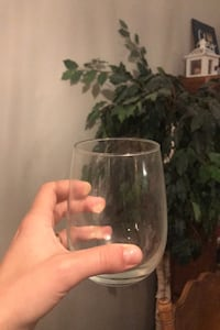 Stemless wine glasses  South Bend, 46601
