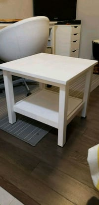 rectangular white wooden coffee table Toronto, M6H