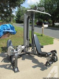 Cable weight machine w/ leg press Centreville, 20120