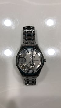 Fossil watch (stainless)