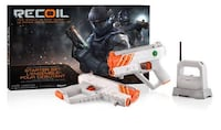Recoil shooting game