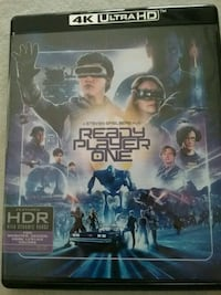 New Ready Player One Movie Blu-ray Downers Grove, 60516