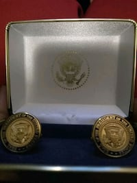 Seal of the president of the United States cufflin Fort Washington, 20744