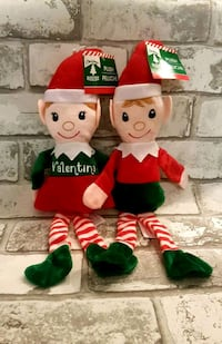 Christmas personalized elves Vaughan, L4K 5B4