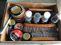 Shoeshine kit Orchard Hills, 21742