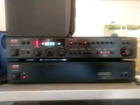 Tuner /pre and amp and high power amp  Aurora, 80011