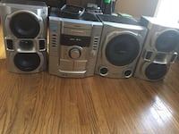Sony Stereo System Mini MHC-GX470 North Las Vegas, 89030