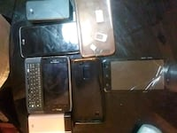 Phones cases Portables and SIM cards