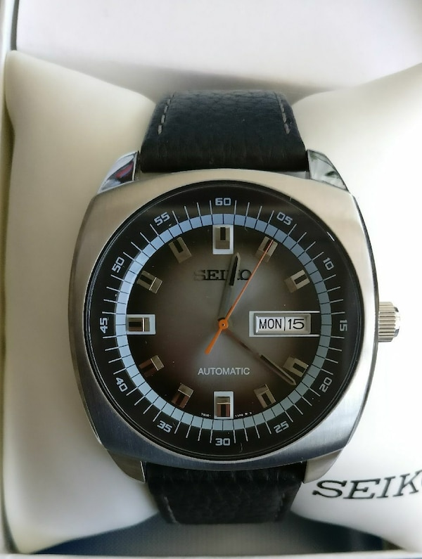 brand new 47887 aba86 SEIKO RECRAFT SNKN01 AUTOMATIC