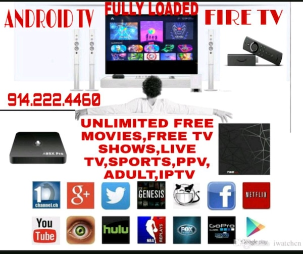 ANDROID & FIRESTICKJailbreakTV DEAL limited time!!