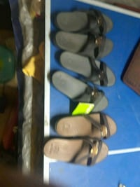 women's assorted pairs of shoes Pearl City, 96782