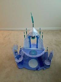 Elsa Frozen Ice Castle Woodbridge, 22192