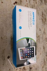 Car tablet and phone mount Alexandria, 22304