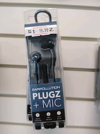 IFROGZ earbuds