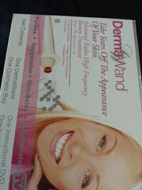 dermawand New in box high frequency wrinkle remove