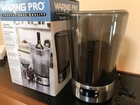 Waring Pro Cordless Wine Chiller Silver Spring, 20906