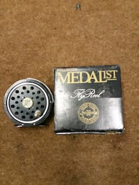 Vintage fly reel  Clifton, 07013