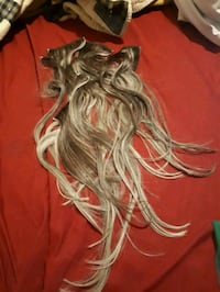 blonde hair extensions Barrie, L4M 6W2