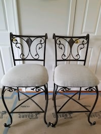 """2 counter stools 25-26""""  Germantown, 20874"""