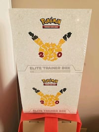 Pokemon Generations Elite Trainer Box and collection boxes  Markham, L3T 7X2