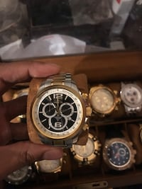 Invicta Watch. Must See. Great Watch Barely Used