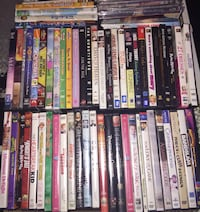 Dvds. Many to choose from too many to list. 1.00 each  Bay Wood, 11706