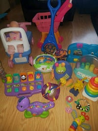 Kids toys in good condition Edmonton, T6A 0M7