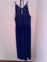 Woman's Blue dress Henderson, 89015