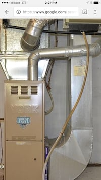 New Heating and cooling systems   Gaithersburg, 20877