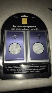Mini Portable Speakers  Windsor, B0N 2T0